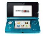 Nintendo 3DS Unboxed - Aqua Blue - Used