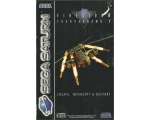 Firestorm Thunderhawk 2 - Used - Sega Saturn