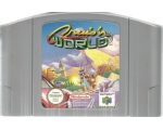 Cruis N World - Used - Nintendo 64