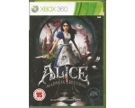 Alice Madness Returns - Used - Xbox 360