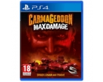 Carmageddon Max Damage - NEW - Playstation 4