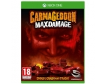 Carmageddon Max Damage - Used - Xbox One