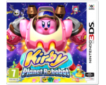 Kirby Planet Robobot - New - Nintendo 3DS