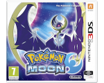 Pokemon Moon - Used - Nintendo 3DS