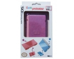 DS Lite Case Protector - Pink Glitter