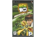 Ben 10 Protector Of The Earth - Used - PSP