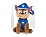 Paw Patrol Plush Bag Clips - chase