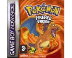 Pokemon Fire Red Version - Used - Gameboy Advance
