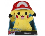 Pokemon Plush - Pikachu with Ash Hat
