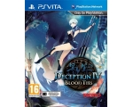 Deception IV Blood Ties - New - PS Vita