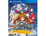 MeiQ Labyrinth of Death - New - PS Vita