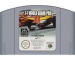 F-1 World Grand Prix II - Used - Nintendo 64