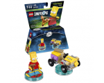LEGO Dimensions The Simpsons Bart Fun Pack 71211..