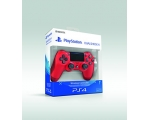 Playstation 4 Official Dual Shock Controller Red..
