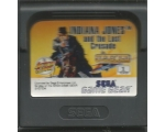 Indiana Jones and the Last Crusade - Used - Sega..
