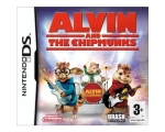 Alvin and the Chipmunks - Used - Nintendo DS