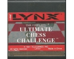 Ultimate Chess Challenge - Used - Atari Lynx