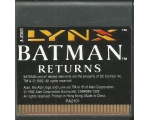 Batman Returns - Used - Atari Lynx