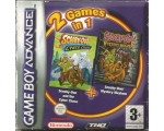 2 games in 1- Scooby-Doo Cyber Chase & Scooby-Do..