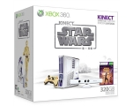 Xbox 360 320GB Star Wars Edition plus Kinect - U..