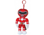 Power Ranger 7inch Bag Clips - Red Ranger