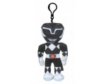 Power Ranger 7inch Bag Clips - Black Ranger