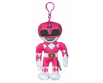 Power Ranger 7inch Bag Clips - Pink Ranger
