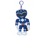 Power Ranger 7inch Bag Clips - Blue Ranger