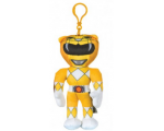 Power Ranger 7inch Bag Clips - Yellow Ranger
