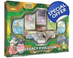 Pokemon Legacy Evolution Pin Colection