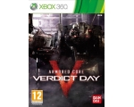 Armored Core Verdict Day - Used - XBox 360
