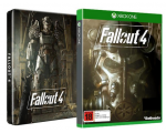 Fallout 4 with Steelbook and Postcards - New - X..
