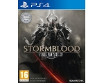 Final Fantasy XIV Stormblood - NEW - Playstation 4