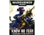 Warhammer 40,000 Know No Fear Starter Set