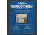 Fishing Derby - Used - Atari