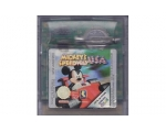 Mickeys Speedway USA - Used - Gameboy Color - Us..