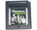 WWF Wrestlemania 2000 - Used - Gameboy