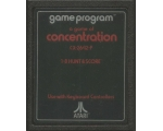 Concentration - Used - Atari