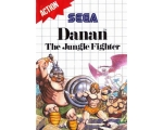 Danan The Jungle Fighter - Used - Master System