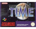 Illusion Of Time- Used - SNES