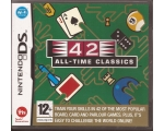 42 All-Time Classics - Used - Nintendo DS