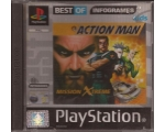 Action Man - Used - Playstation 1