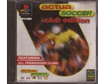 Actua Soccer Club Edition - Used - Playstation 1