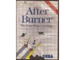 After Burner - Used - Master System