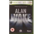 Alan Wake - Used - Xbox 360