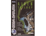 Alien trilogy - Used - Sega Saturn