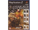 America's 10 Most Wanted - Used - Playstation 2