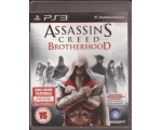 Assassins Creed Brotherhood - Used - Playstation 3