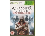 Assassins Creed Brotherhood - Used - Xbox 360