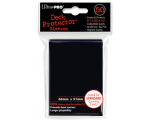 Ultra Pro Black Deck Protectors - 50 Sleeves per..